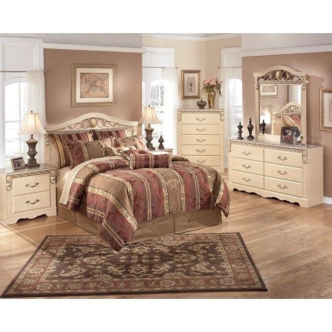 Sanibel Headboard Bedroom Set