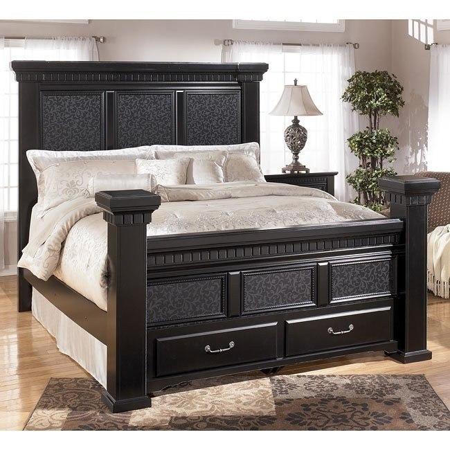 Cavallino Storage Bed