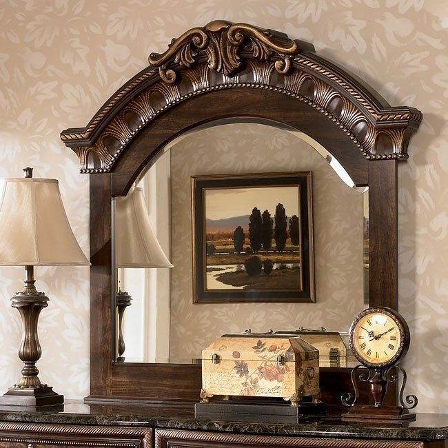 Southerland Shire Dresser Mirror