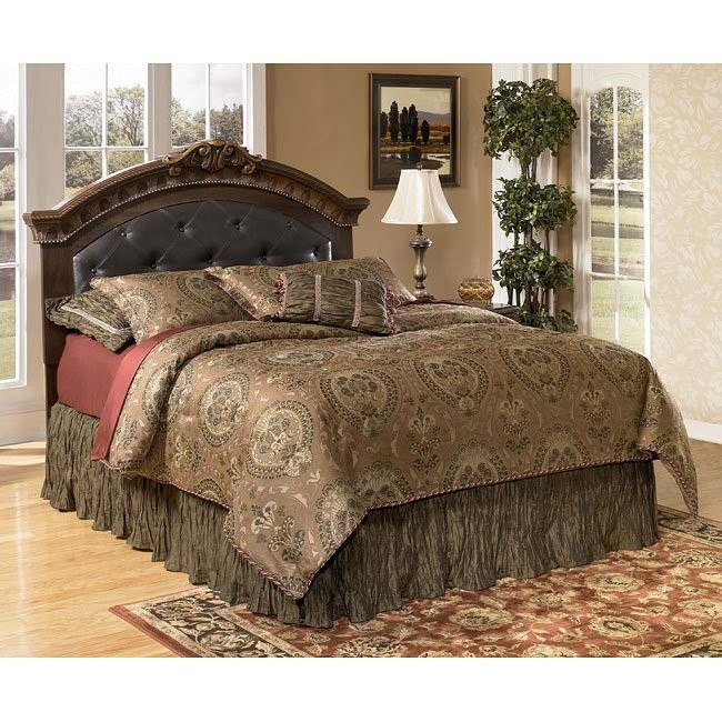 Southerland Shire Queen/Full Panel Bed (Headboard Only)