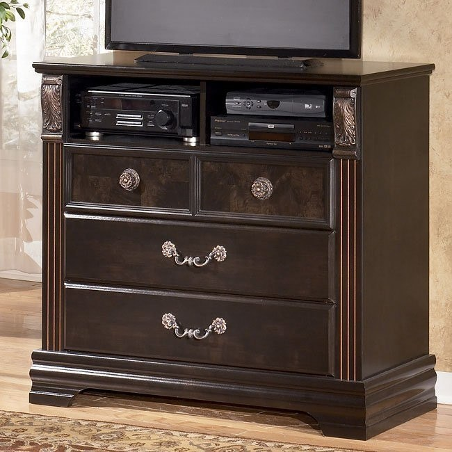 Suzannah Media Chest