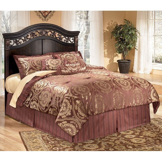 Suzannah Queen/ Full Panel Bed (Headboard Only)