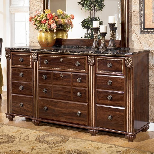 Gabriela Nine Drawer Dresser