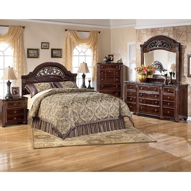 Gabriela Headboard Bedroom Set