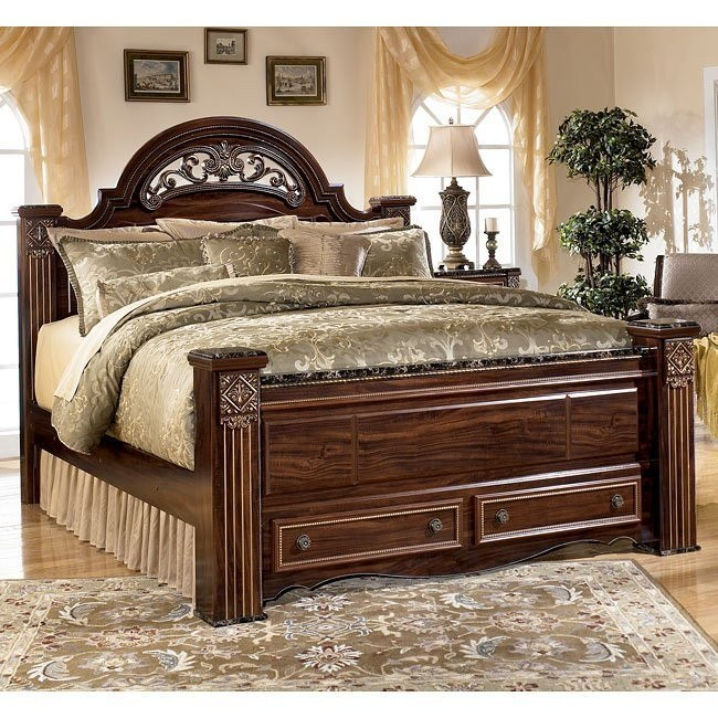 Gabriela Storage Bed