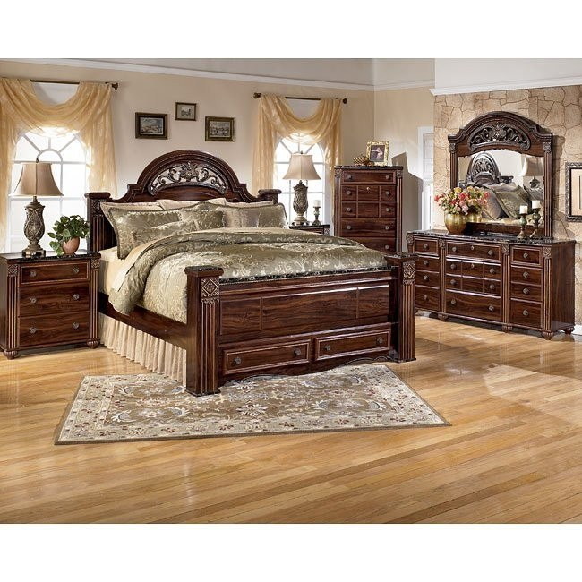 Gabriela Storage Bedroom Set