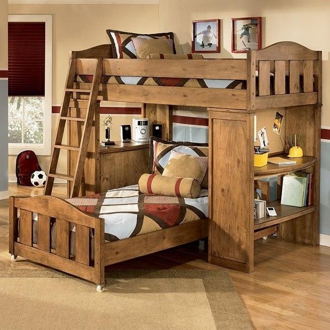 Branson Loft Bed