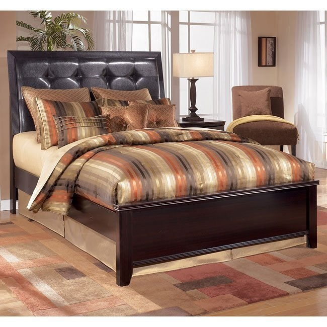 Pinella Upholstered Bed