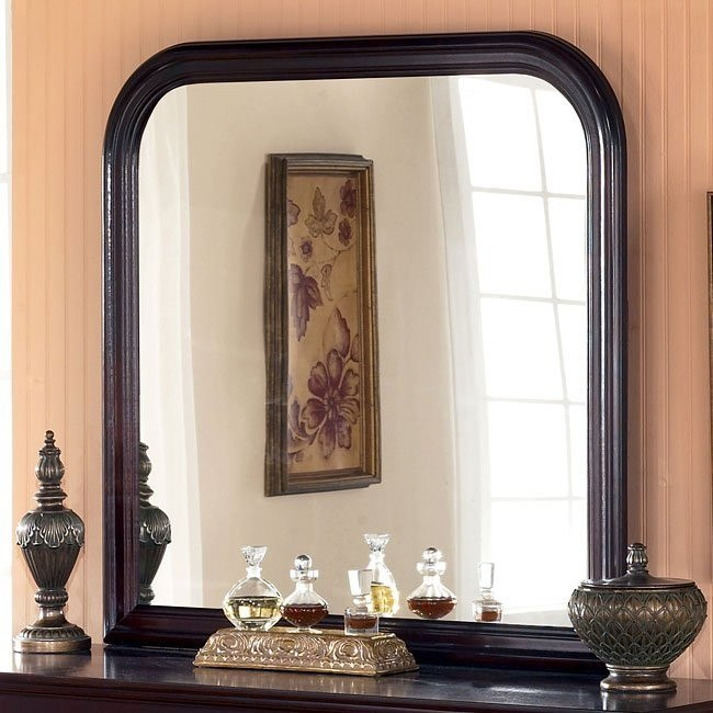 Janel Non-Beveled Mirror