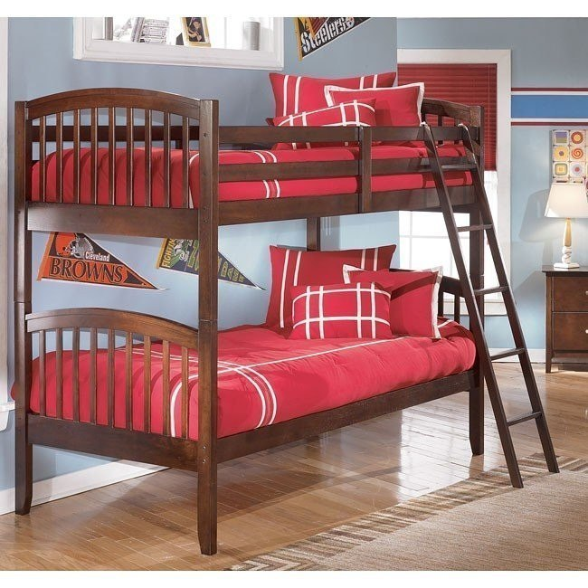 Nico Twin over Twin Bunk Bed