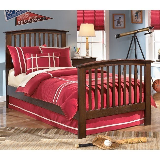 Nico Youth Panel Bed