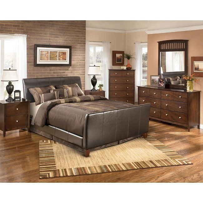 Nico - Stanwick Upholstered Bedroom Set