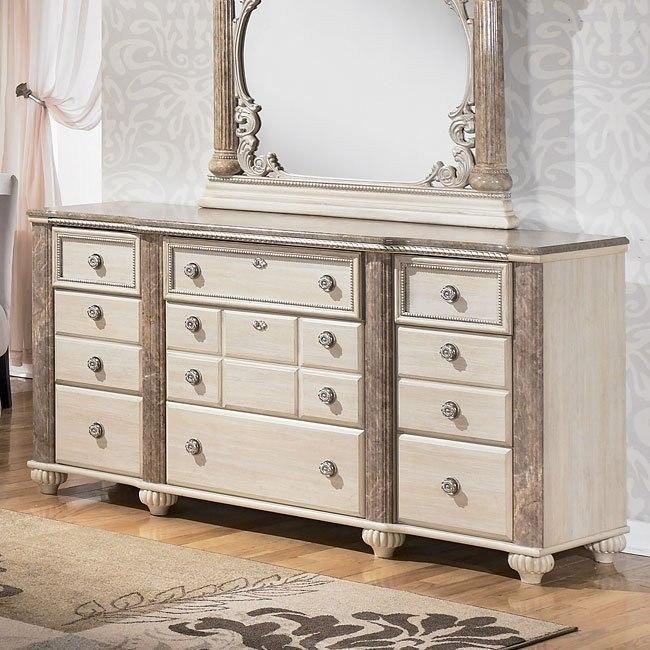 Charlinda 9-Drawer Dresser
