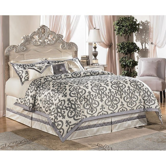 Charlinda Panel Bed (Headboard Only)