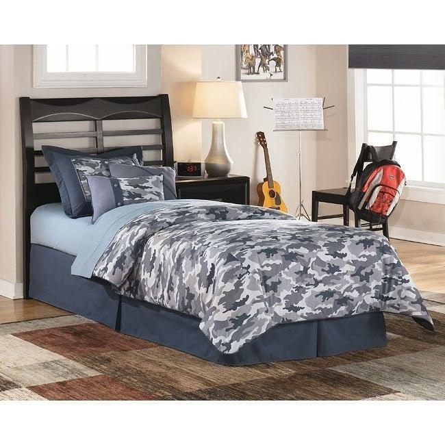 Kira Panel Bed (Full)