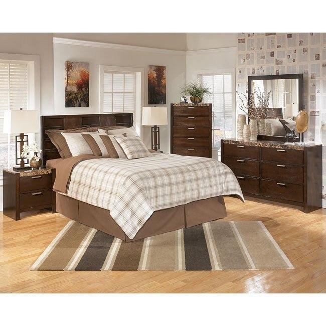 Nowata Headboard Bedroom Set