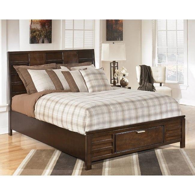 Nowata Storage Bed