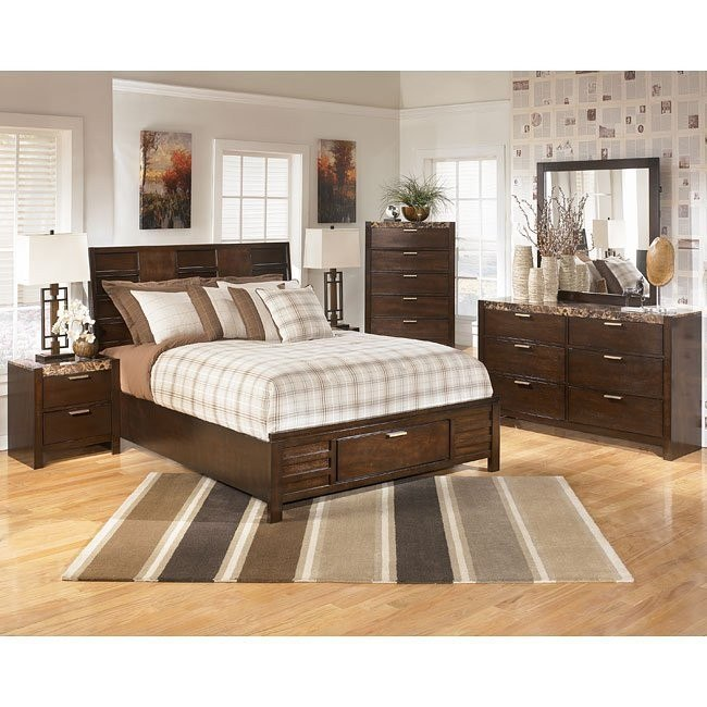 Nowata Storage Bedroom Set