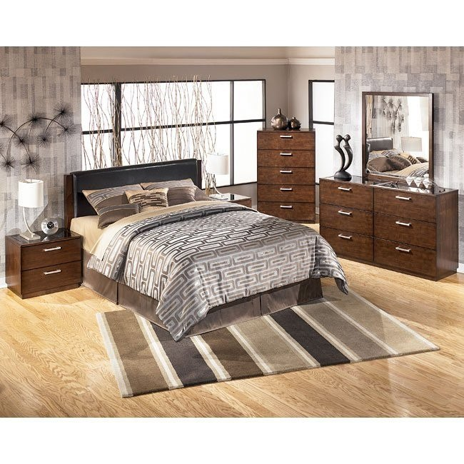 Alyndale Panel Headboard Bedroom Set
