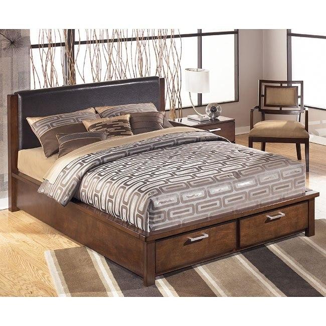 Alyndale Storage Bed