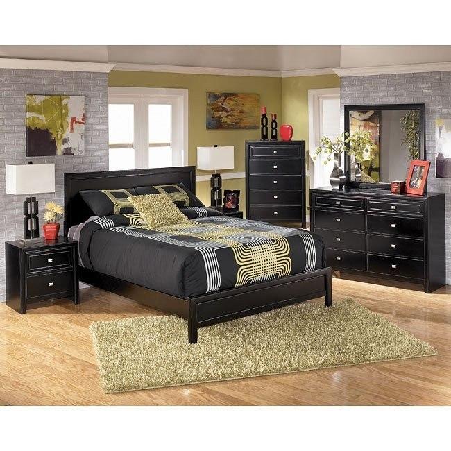 Keyns Panel Bedroom Set