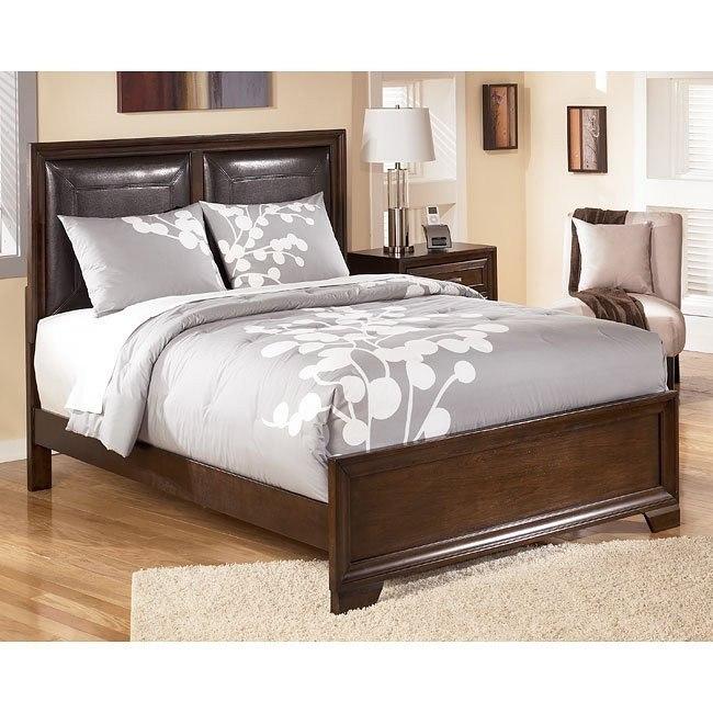 Villador Panel Bed
