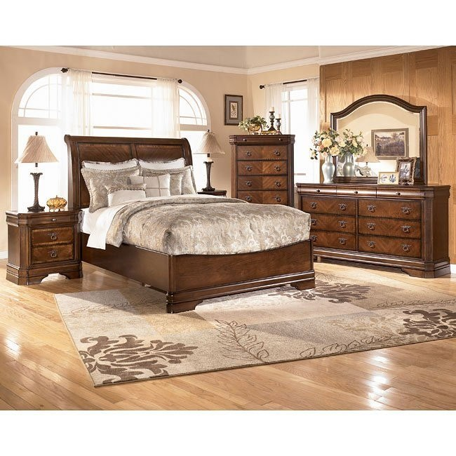 Hamlyn Platform Bedroom Set
