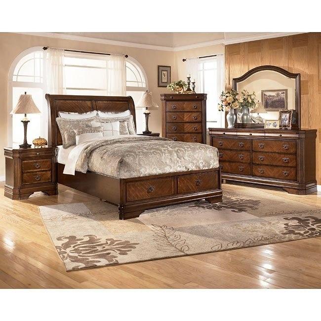 Hamlyn Storage Bedroom Set