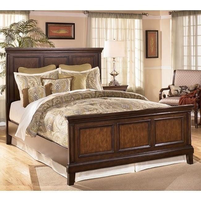 Dawson Panel Bed