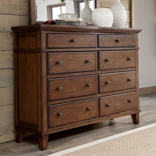 Burkesville Dresser