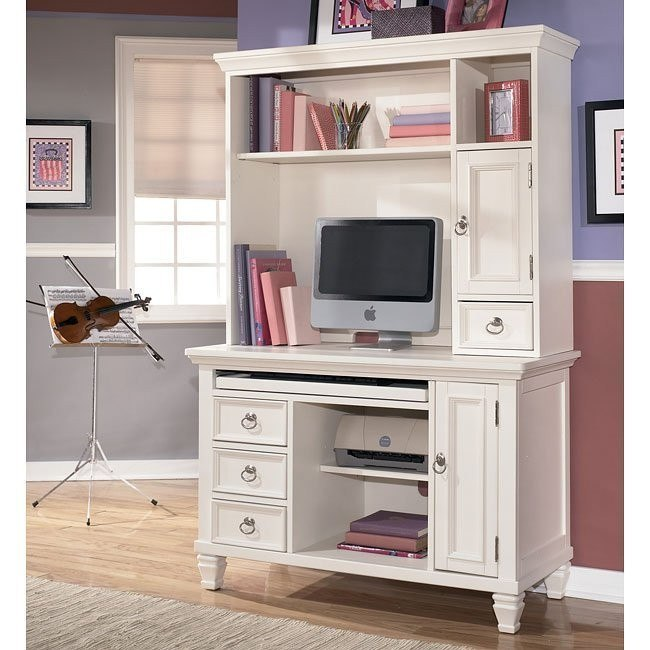 Tillsdale Desk with Hutch