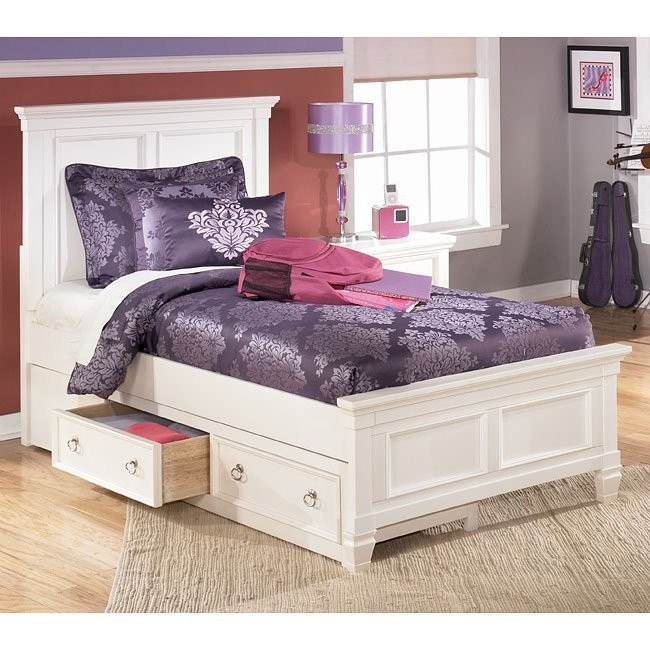 Tillsdale Platform Storage Bed