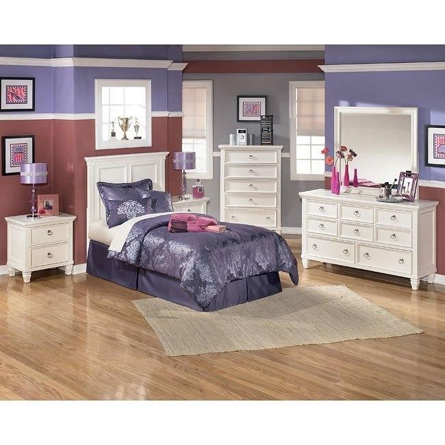 Tillsdale Headboard Bedroom Set