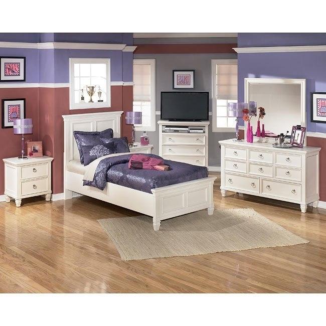 Tillsdale Panel Bedroom Set