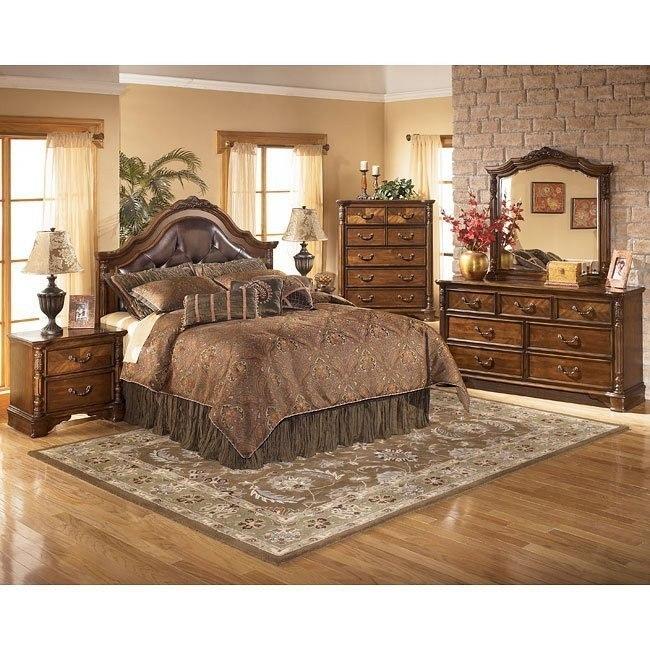 San Martin Headboard Bedroom Set