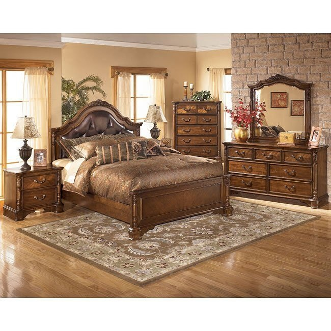 San Martin Panel Bedroom Set