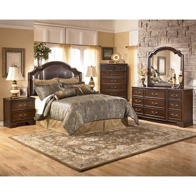 Collingswood Headboard Bedroom Set