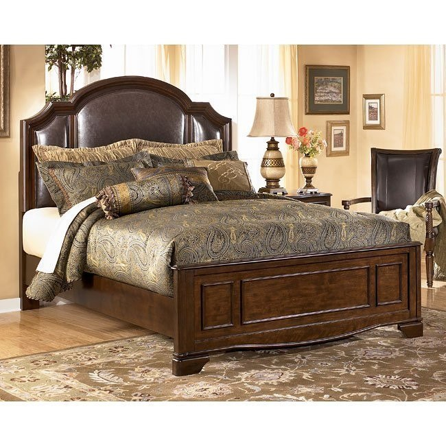 Collingswood Panel Bed