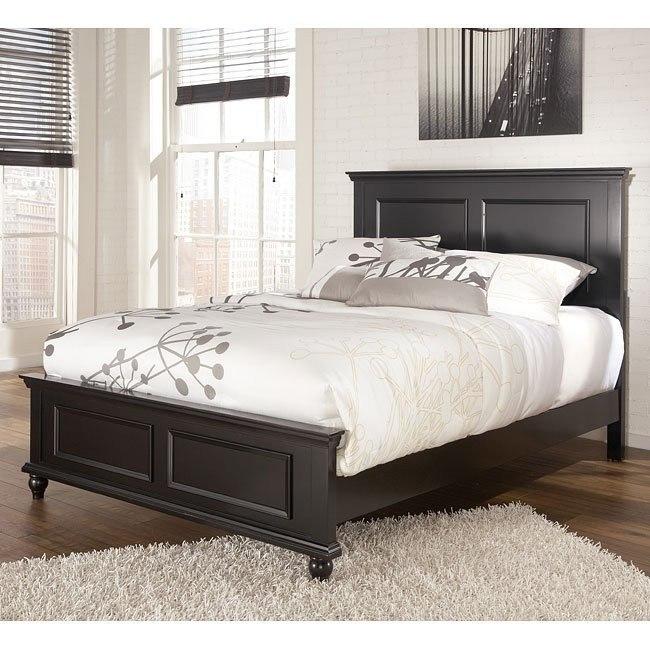 Owingsville Panel Bed