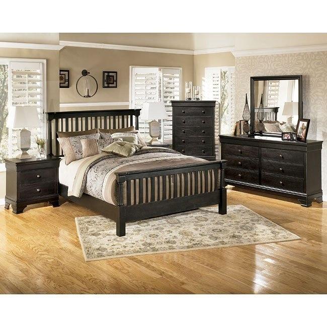 Louden Panel Bedroom Set