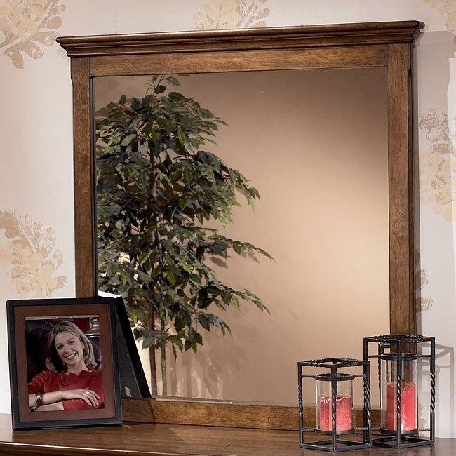 Portwood Bedroom Mirror
