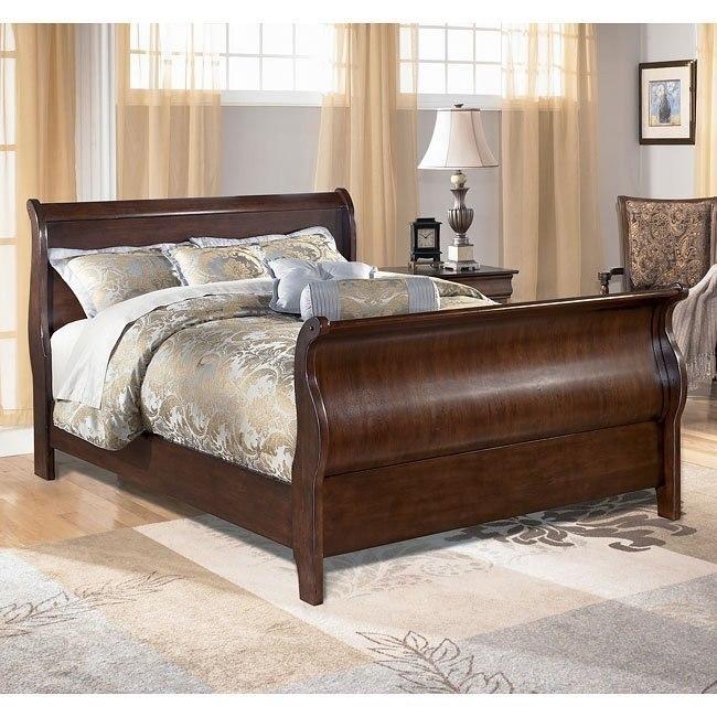 Belcourt Sleigh Bed