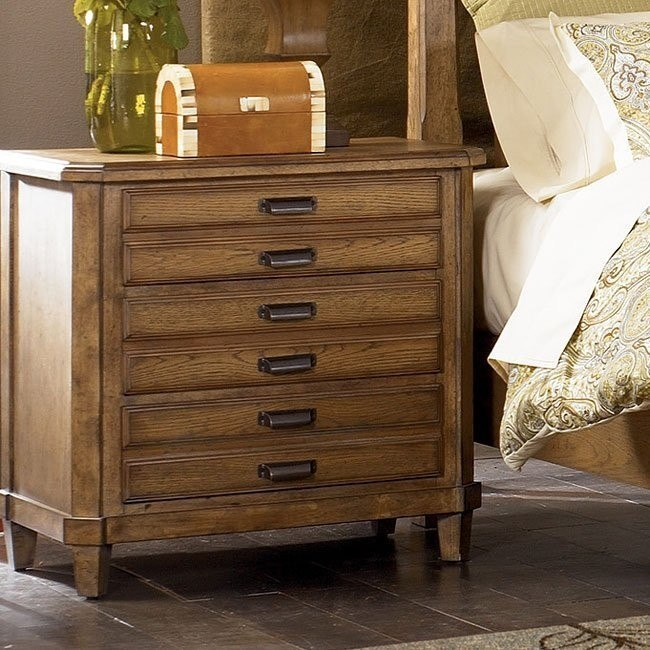 Danbury Heights Night Stand