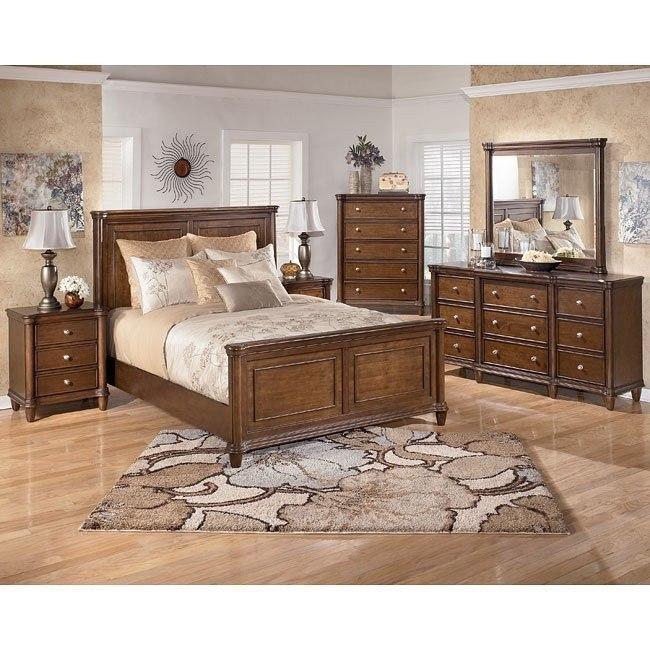 Daleena Bedroom Set