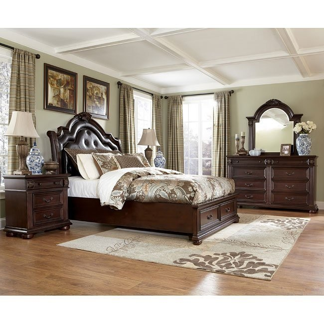 Caprivi Bedroom Set