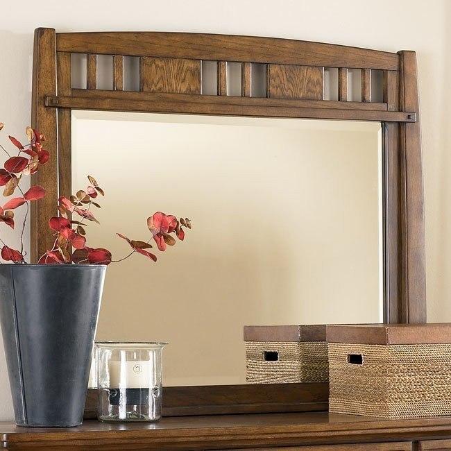 Kelvin Hall Mirror
