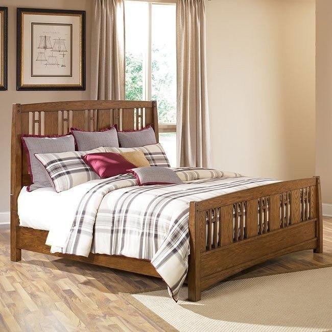 Kelvin Hall Panel Bed