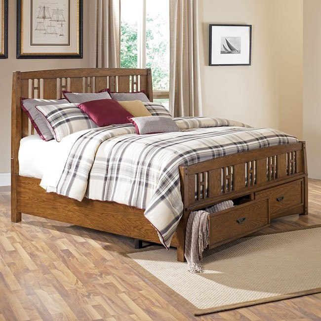 Kelvin Hall Storage Bed