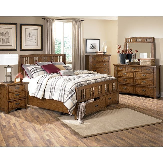 Kelvin Hall Storage Bedroom Set