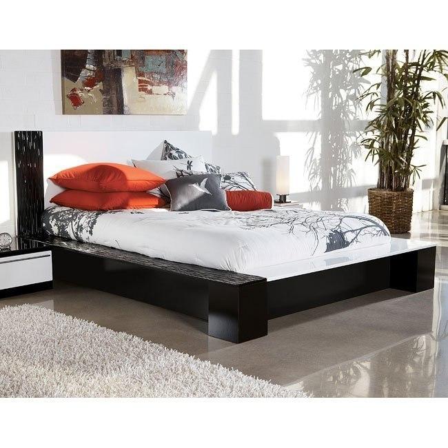 Piroska Platform Bed